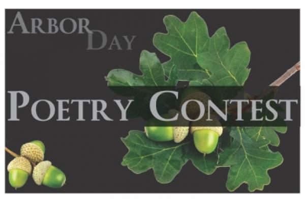Arbor Day Poetry Contest